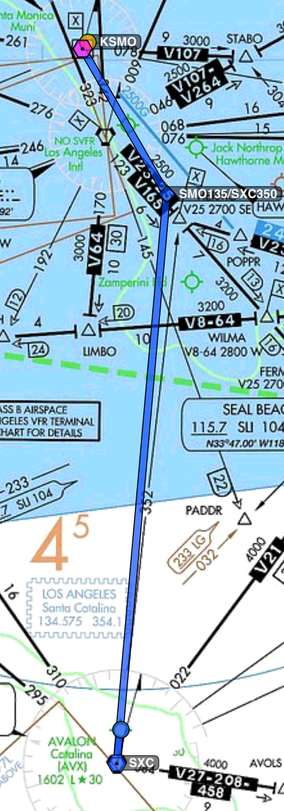 Radials, Routes and Courses   MasterFlight